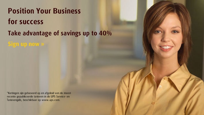 Take advantage of savings up to 40%