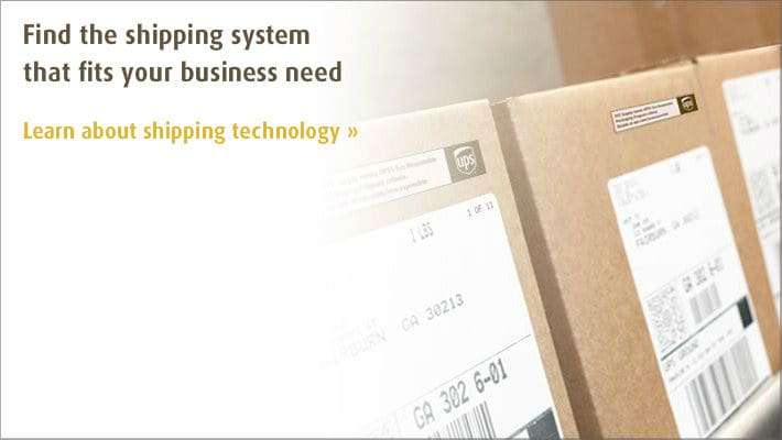 Technology Shipping