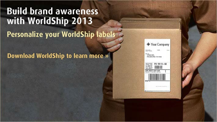 Download WorldShip to learn more