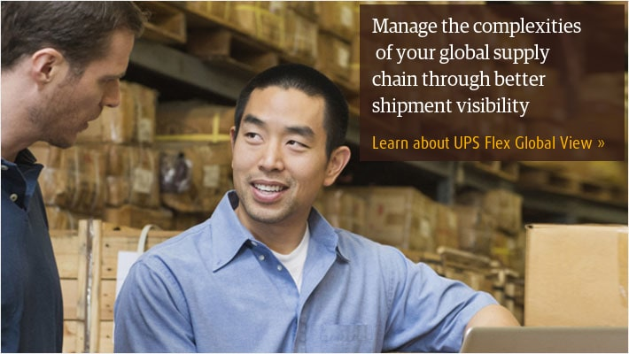 Manage The Complexities Of Your Global Supply Chain Through Better Visibility