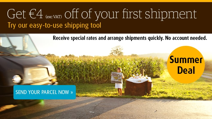 UPS Today Summer Promo