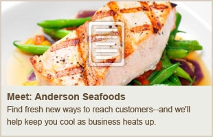 Meet: Anderson Seafoods