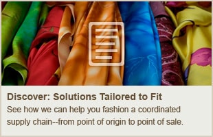 Discover: Solutions Tailored to Fit