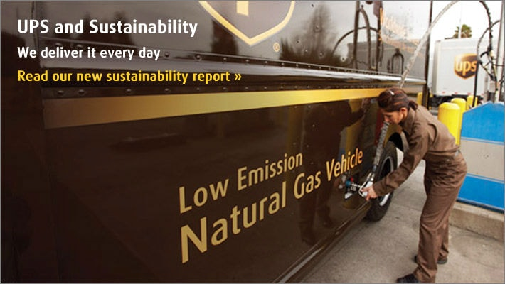 Read our new sustainability report
