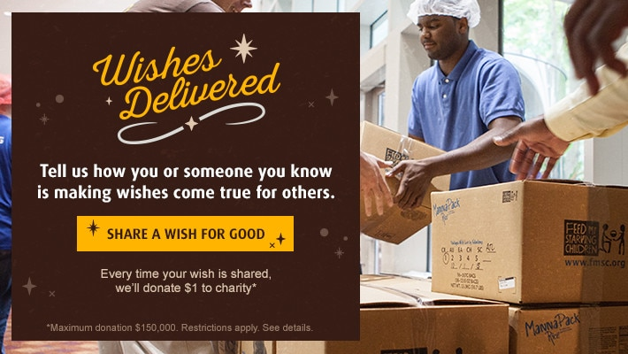 Wishes Delivered