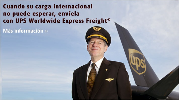 UPS Worldwide Express Freight®