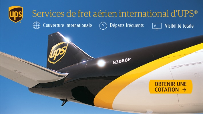 Explore the value of UPS Air Freight