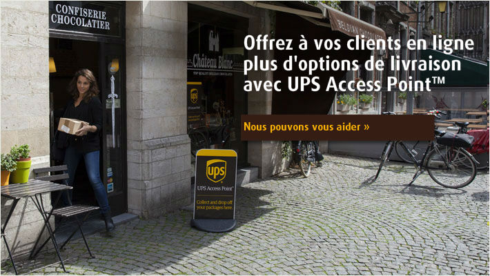 Transport meuble ups