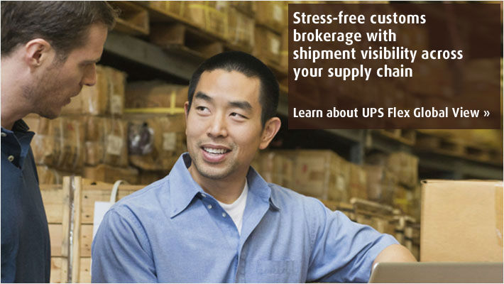 Stress free brokerage with visibility across your supply chain