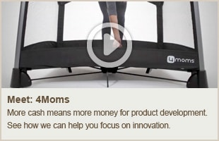 4Moms Improves Cash Flow with UPS Capital