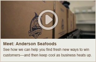 Building an E-commerce Solution for Anderson Seafoods
