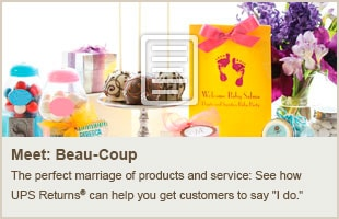 Beau-Coup Relies on UPS to Help Improve Customer Service