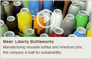 Sustainable Manufacturing at Liberty Bottleworks