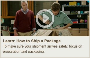 How to Ship a Package