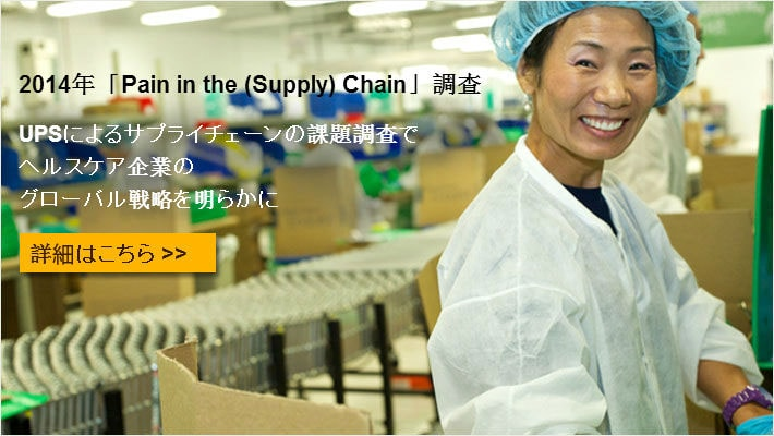 2014 Pain in the (Supply) Chain Results
