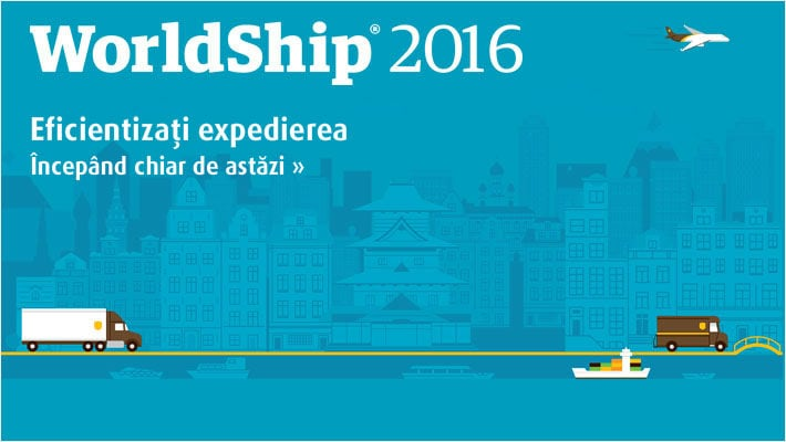 Streamline your global shipping with UPS WorldShip