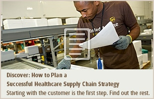 UPS: Successful Supply Chain Strategy Whitepaper