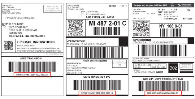 how to look up a air waybill tracking number